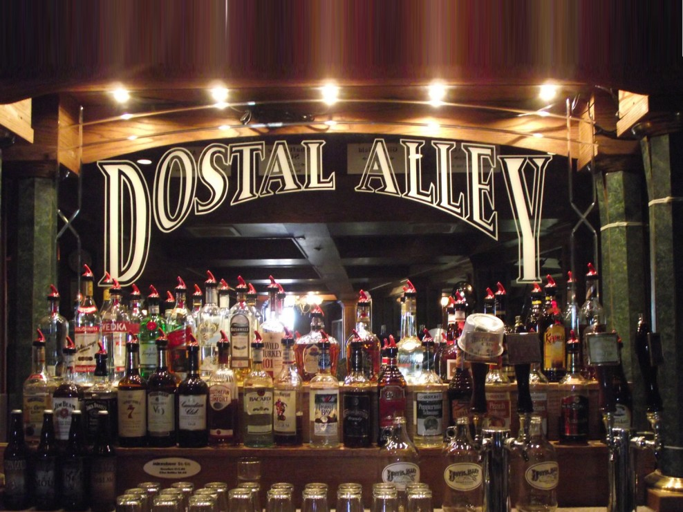 Dostal Alley Full Bar